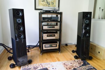 NEW AUDIO PHYSIC customer gallery