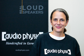 AUDIO PHYSIC SETS COURSE FOR THE FUTURE