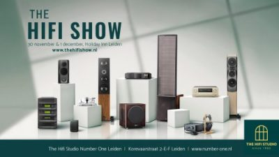 The Hifi Show 2019    –  30. nov – 01. dez